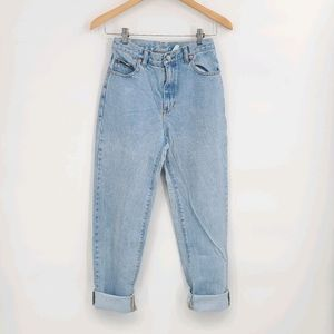 Vintage Calvin Klein  Youth High Rise Tapper Jeans